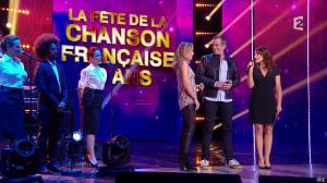 Claire Keim dans la Fête de la Chanson Francaise - 29/11/13 - 09
