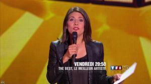Estelle Denis dans Bande Annonce de The Best - 29/07/13 - 01