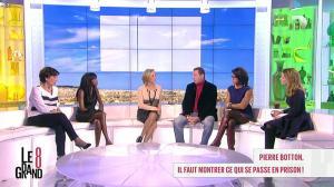 Hapsatou Sy, Laurence Ferrari et Audrey Pulvar dans le Grand 8 - 13/11/12 - 18