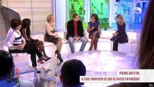 Hapsatou Sy, Laurence Ferrari et Audrey Pulvar dans le Grand 8 - 13/11/12 - 21