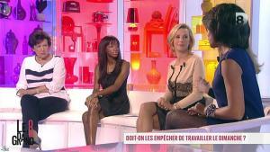 Hapsatou Sy, Laurence Ferrari et Audrey Pulvar dans le Grand 8 - 13/11/12 - 31