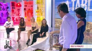Hapsatou Sy, Laurence Ferrari et Audrey Pulvar dans le Grand 8 - 13/11/12 - 35