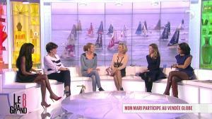 Hapsatou Sy, Laurence Ferrari et Audrey Pulvar dans le Grand 8 - 13/11/12 - 39