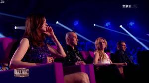Lara Fabian et Alessandra Martines dans The Best - 16/08/13 - 07