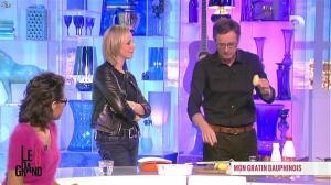 Laurence Ferrari et Audrey Pulvar dans le Grand 8 - 03/12/12 - 30