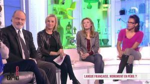 Laurence Ferrari et Audrey Pulvar dans le Grand 8 - 03/12/12 - 38