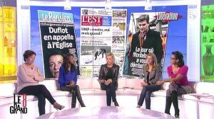 Laurence Ferrari, Hapsatou Sy et Audrey Pulvar dans le Grand 8 - 03/12/12 - 03