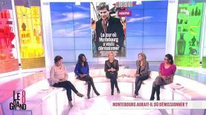 Laurence Ferrari, Hapsatou Sy et Audrey Pulvar dans le Grand 8 - 03/12/12 - 09