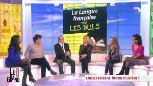 Laurence Ferrari, Hapsatou Sy et Audrey Pulvar dans le Grand 8 - 03/12/12 - 37