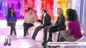 Laurence Ferrari, Hapsatou Sy et Audrey Pulvar dans le Grand 8 - 03/12/12 - 39