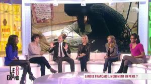 Laurence Ferrari, Hapsatou Sy et Audrey Pulvar dans le Grand 8 - 03/12/12 - 40