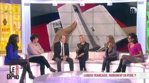 Laurence Ferrari, Hapsatou Sy et Audrey Pulvar dans le Grand 8 - 03/12/12 - 41