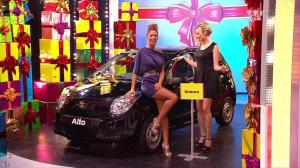 Les Gafettes, Doris Rouesne et Nadia Aydanne dans le Juste Prix - 14/03/13 - 09