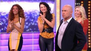 Les Gafettes, Fanny Veyrac, Doris Rouesne et Nadia Aydanne dans le Juste Prix - 12/02/13 - 03
