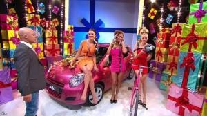 Les Gafettes, Fanny Veyrac, Doris Rouesne et Nadia Aydanne dans le Juste Prix - 12/10/12 - 08