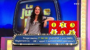Fanny Veyrac dans le Juste Prix - 14/03/13 - 10