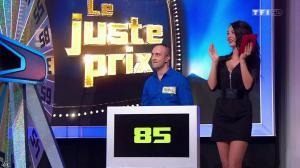 Fanny Veyrac dans le Juste Prix - 16/10/13 - 08