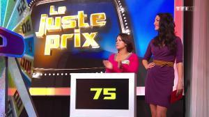 Fanny Veyrac dans le Juste Prix - 16/12/13 - 16