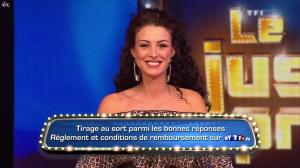 Fanny Veyrac dans le Juste Prix - 23/01/13 - 09