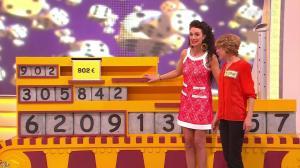 Fanny Veyrac dans le Juste Prix - 24/01/13 - 07