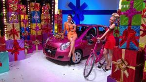Les Gafettes, Fanny Veyrac et Nadia Aydanne dans le Juste Prix - 12/10/12 - 11