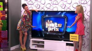 Les Gafettes, Fanny Veyrac et Nadia Aydanne dans le Juste Prix - 18/09/13 - 04