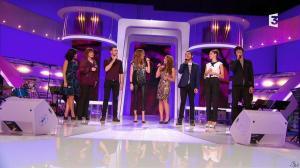Natasha Saint Pier et Céline Dion dans les Chansons d'Abord - 05/12/13 - 03