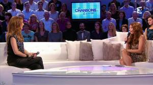 Natasha Saint Pier et Céline Dion dans les Chansons d'Abord - 05/12/13 - 08