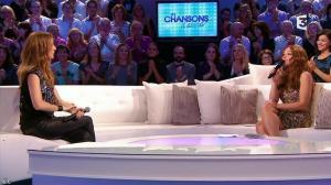 Natasha Saint Pier et Céline Dion dans les Chansons d'Abord - 05/12/13 - 10