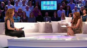 Natasha Saint Pier et Céline Dion dans les Chansons d'Abord - 05/12/13 - 11