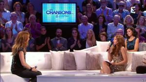 Natasha Saint Pier et Céline Dion dans les Chansons d'Abord - 05/12/13 - 12