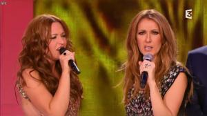 Natasha Saint Pier et Céline Dion dans les Chansons d'Abord - 05/12/13 - 14