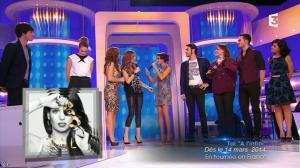 Natasha Saint Pier et Céline Dion dans les Chansons d'Abord - 05/12/13 - 16