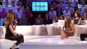 Natasha Saint Pier et Céline Dion dans les Chansons d'Abord - 05/12/13 - 17
