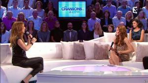 Natasha Saint Pier et Céline Dion dans les Chansons d'Abord - 05/12/13 - 34
