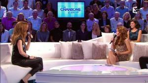 Natasha Saint Pier et Céline Dion dans les Chansons d'Abord - 05/12/13 - 35