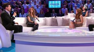 Natasha Saint Pier et Céline Dion dans les Chansons d'Abord - 05/12/13 - 43