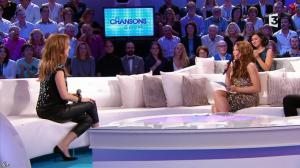 Natasha Saint Pier et Céline Dion dans les Chansons d'Abord - 05/12/13 - 47