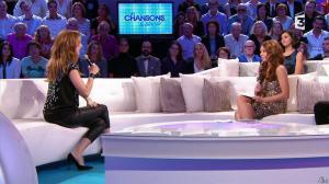 Natasha Saint Pier et Céline Dion dans les Chansons d'Abord - 05/12/13 - 49