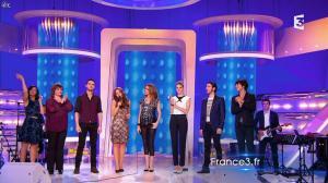 Natasha Saint Pier et Céline Dion dans les Chansons d'Abord - 05/12/13 - 57
