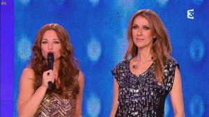 Natasha Saint Pier et Céline Dion dans les Chansons d'Abord - 05/12/13 - 58