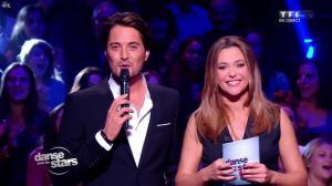Sandrine Quétier dans Danse Avec les Stars - 09/11/13 - 04