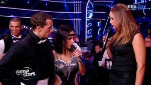 Sandrine Quétier dans Danse Avec les Stars - 09/11/13 - 05