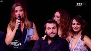 Sandrine Quétier dans Danse Avec les Stars - 09/11/13 - 08