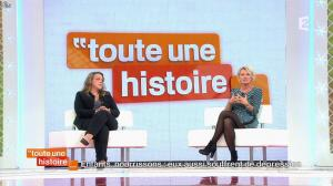 Sophie Davant dans Toute une Histoire - 01/11/13 - 01