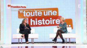 Sophie Davant dans Toute une Histoire - 01/11/13 - 02