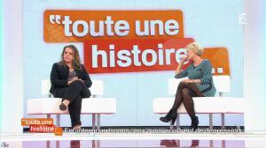 Sophie Davant dans Toute une Histoire - 01/11/13 - 04