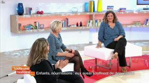 Sophie Davant dans Toute une Histoire - 01/11/13 - 05