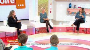 Sophie Davant dans Toute une Histoire - 01/11/13 - 08
