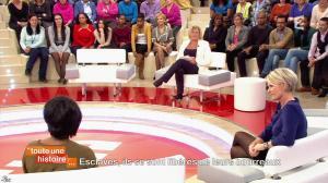 Sophie Davant dans Toute une Histoire - 02/12/13 - 04